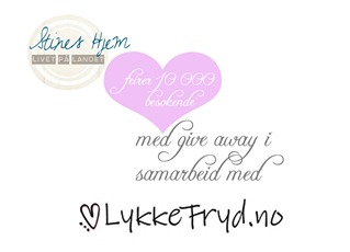 Give Away Lykkefryd