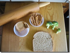 Be Brave, Keep Going: How To Make A Pretzel and Broccoli