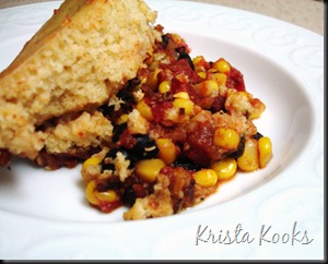 CrockPot Tamale Pie