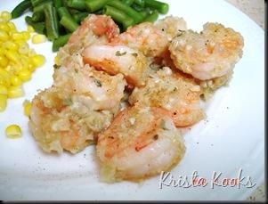 Krista KooksTyler Florence Sauteed Shrimp 4