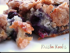 Krista Kooks Blueberry Delight 4
