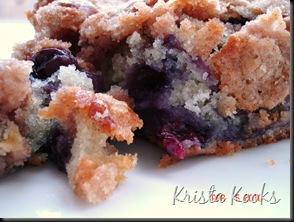 Krista Kooks Blueberry Delight 4