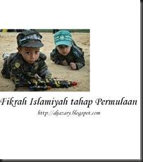 fikrah islamiyyah tahap permulaan
