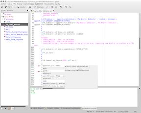 Gedit, tu editor Python en Ubuntu