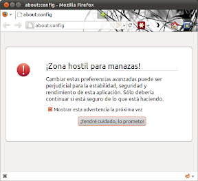 Personalizando Firefox 4 en Ubuntu con trucos y complementos