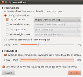 Ahorrando kilómetros de ratón con Brightside en Ubuntu