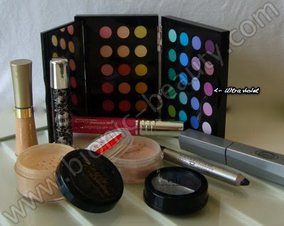 Bionic Beauty's makeup look of the day