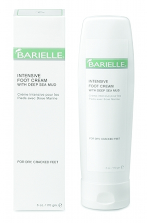 Bionic Beauty blog reviews Barielle Intensive Foot Cream with Deep Sea Mud