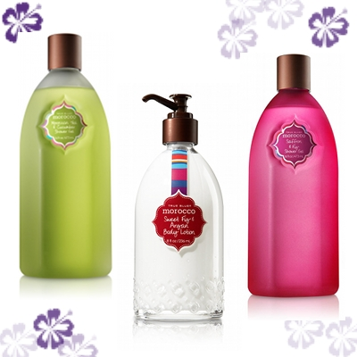Bionic Beauty reviews the Morocco body care collection from Bath & Body Works