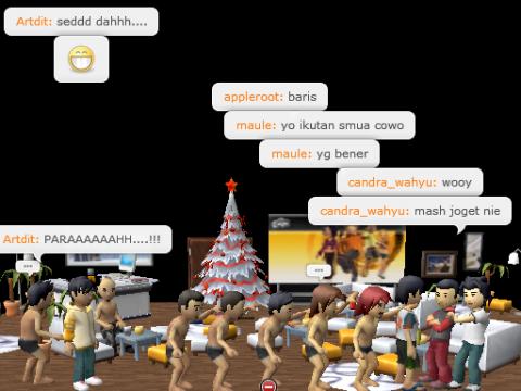 lobby bahasa indonesia clubcooee