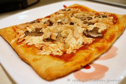 weeknight pizza