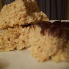 Soft and Chewy Rice  Krispies (Crispy) Treats