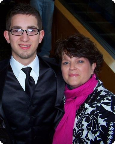 Zach & Momma
