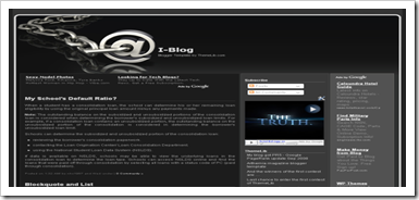 i-blog-template-screenshot