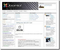 joomla-template-for-blogger