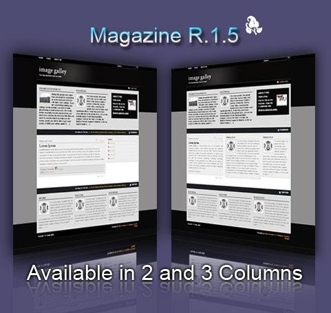 magzine template R.1.5
