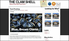The-Clam-Shell-template