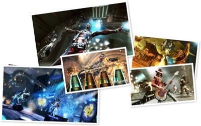 Ver Guitar Hero 5 Pictures