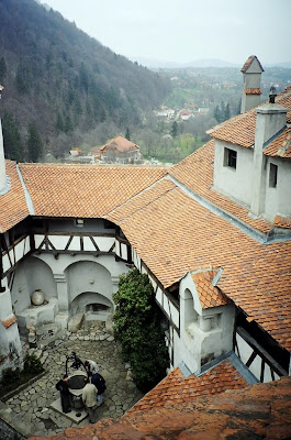 Castle Bran in Transylvania