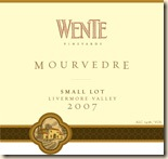 wente mourvedre