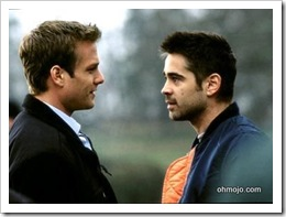 Gabriel Macht and Colin Farrell