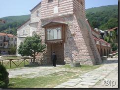 Biserica Manastirii Protaton cu icoana Axion Estin (Cuvine-se cu adevarat)