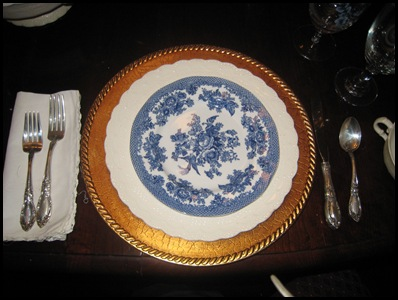 Johnson Bros salad plate