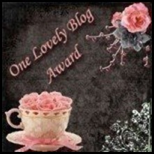 One Lovely Blog Award from Linda at Monkey Business May2009