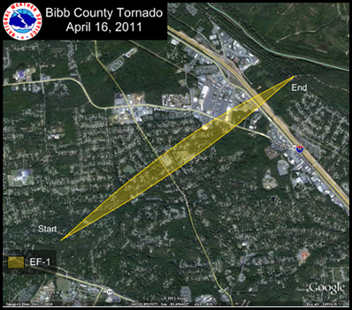 tornado Apr 16