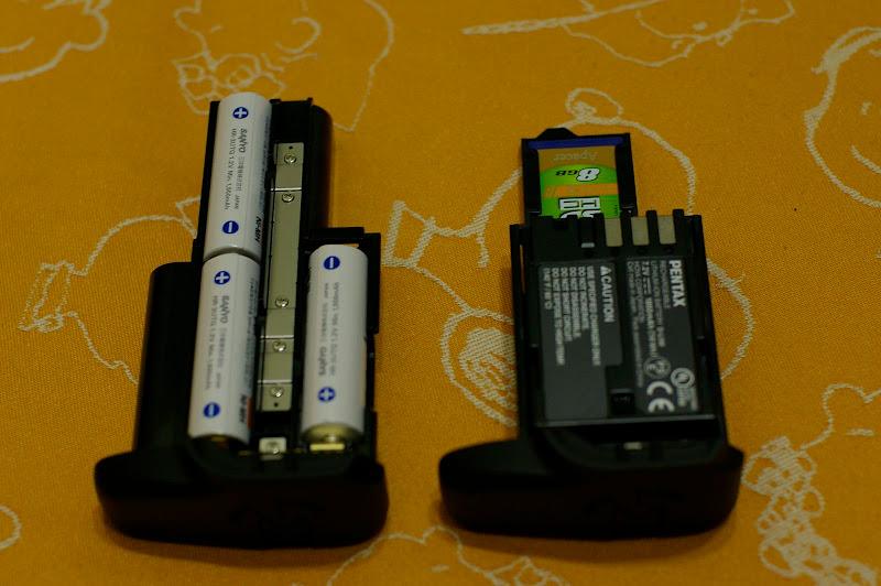 D-BG4 for K7 入手