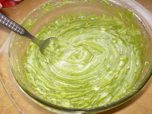 Šokoladas su žalia mase