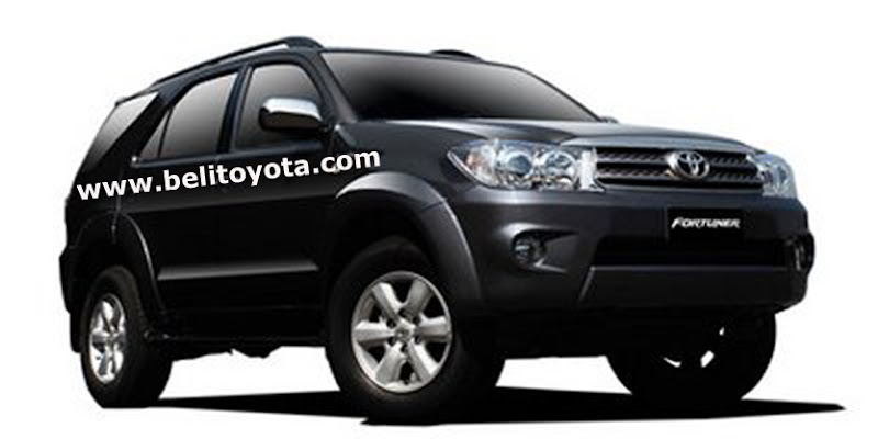 Harga Toyota Fortuner Baru 2010