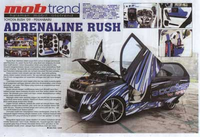 Toyota Rush: Mobil Keluarga Ideal Terbaik Indonesia