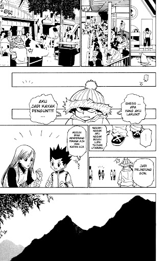 Manga Hunter_x_Hunter Page 9... Please Wait!