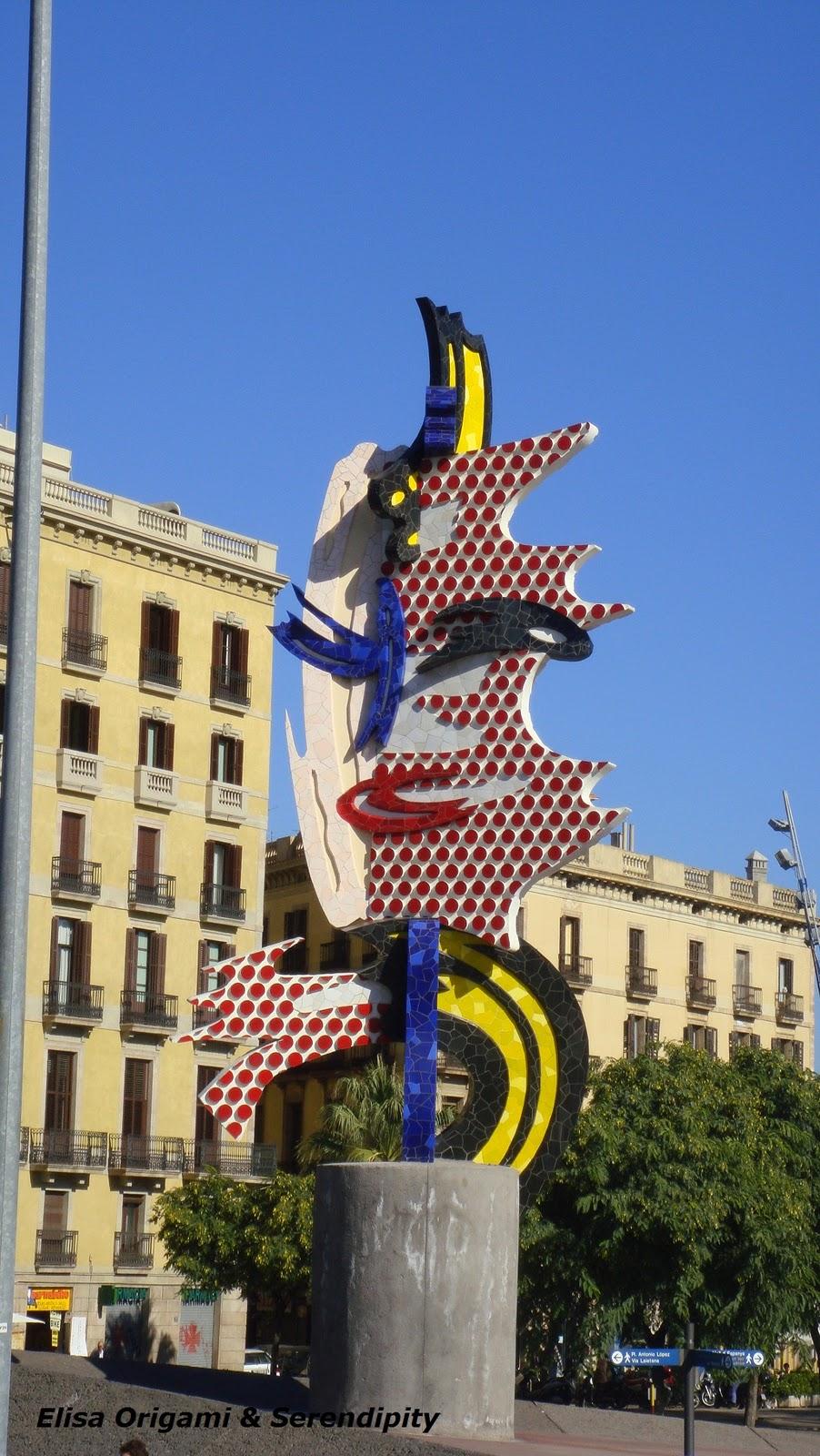 La Cara de Barcelona, Elisa N Diseño de Viajes