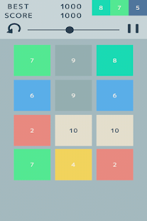 Equal Numbers - screenshot