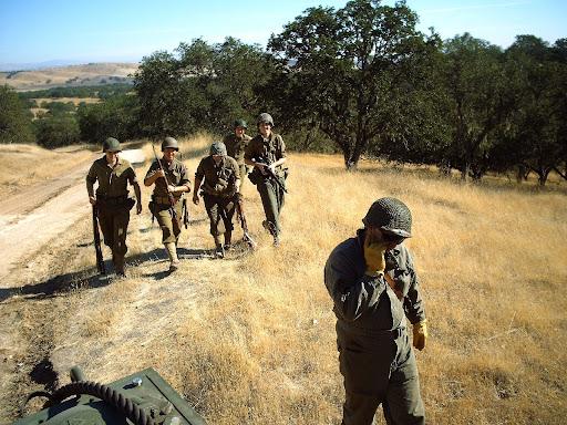 infantry belt buckle