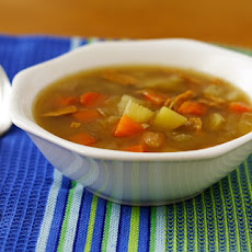Chickenless Soup