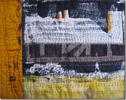 stitched piece