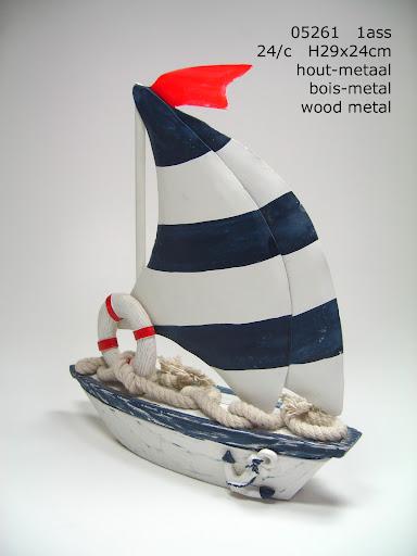 hout dolfijn decoratie