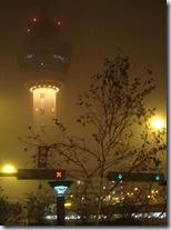 Schiphol Fog