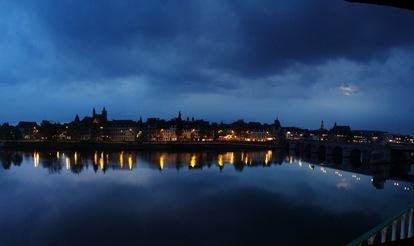 Maastricht twilight