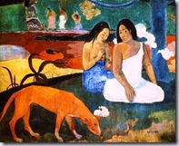 Gauguin - Arearea