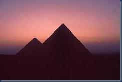 pyramidsatnight