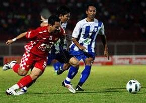 Piala Malaysia 2010: Kelantan 3-3 KL Plus