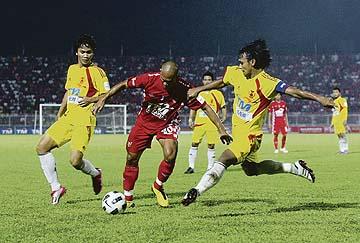 Kelantan 3-0 Selangor