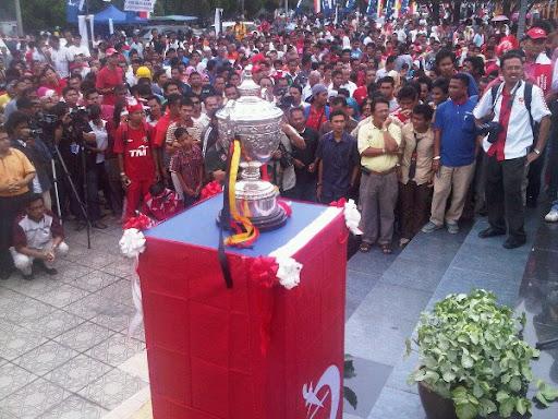 Piala Malaysia menjejaki bumi Kelantan