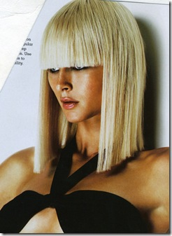 New Colour Hairstyle High Lift Blond Achieving Lightest Blond