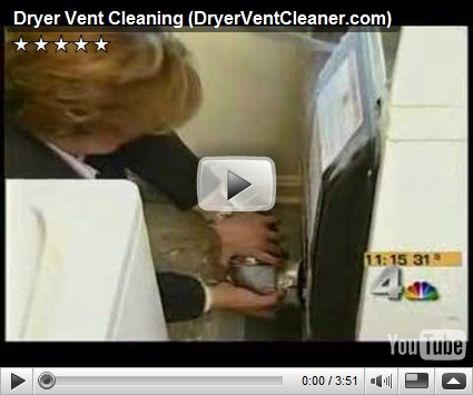 Dryer Vent Cleaning How To Get Lint Out Of Your Dryer