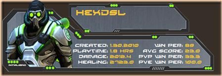 HexDSL